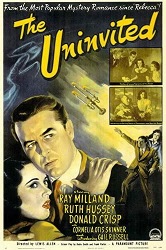 Amazon.com: The Uninvited POSTER Movie (27 x 40 Inches - 69cm x 102cm) (1944):  Posters & Prints