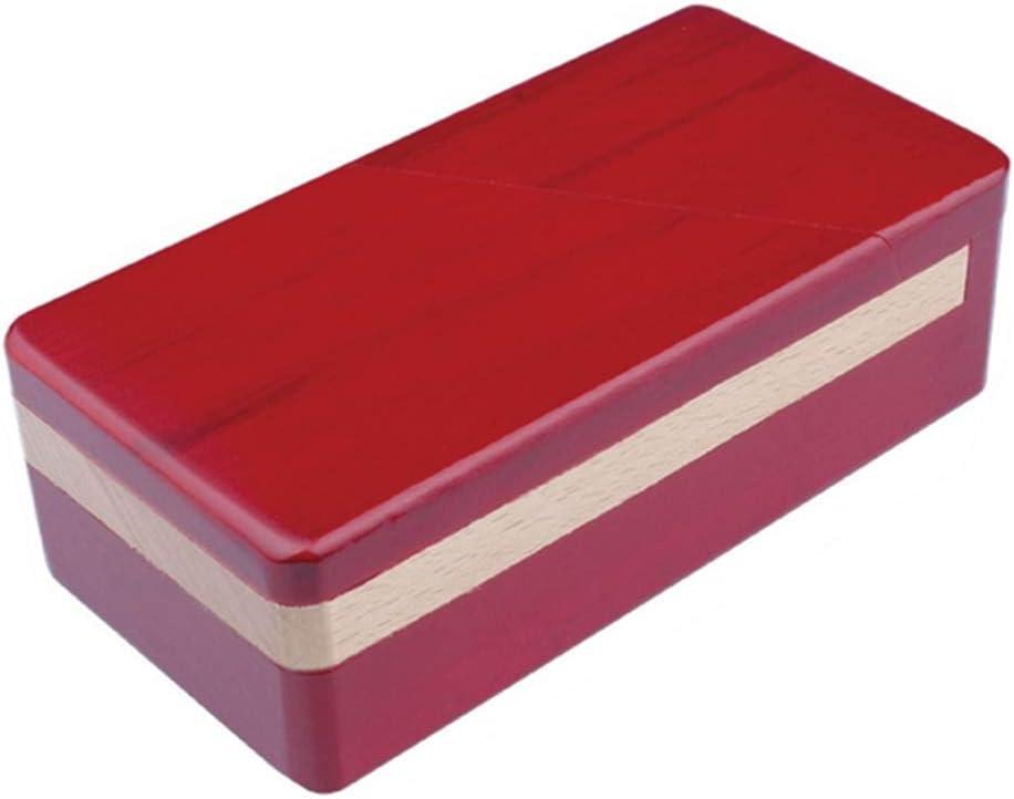 Moraphee Caja de Rompecabezas de Madera Rompecabezas Caja de Regalo de joyería Secreta para Navidad: Amazon.es: Juguetes y juegos