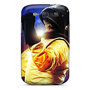 Perfect Cool 3d Man Cases Covers Skin For Galaxy S3 Phone Cases