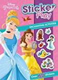 Disney Princess Sticker Play