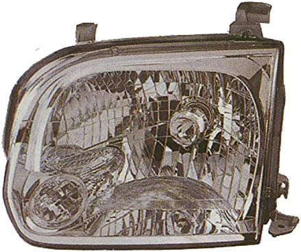 PartsChannel TO2503158OE OE Replacement Headlight Assembly