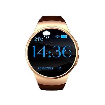 Smartwatch con cámara, monitor de sueño, Ritmo cardíaco monitor, monitor de sueño/