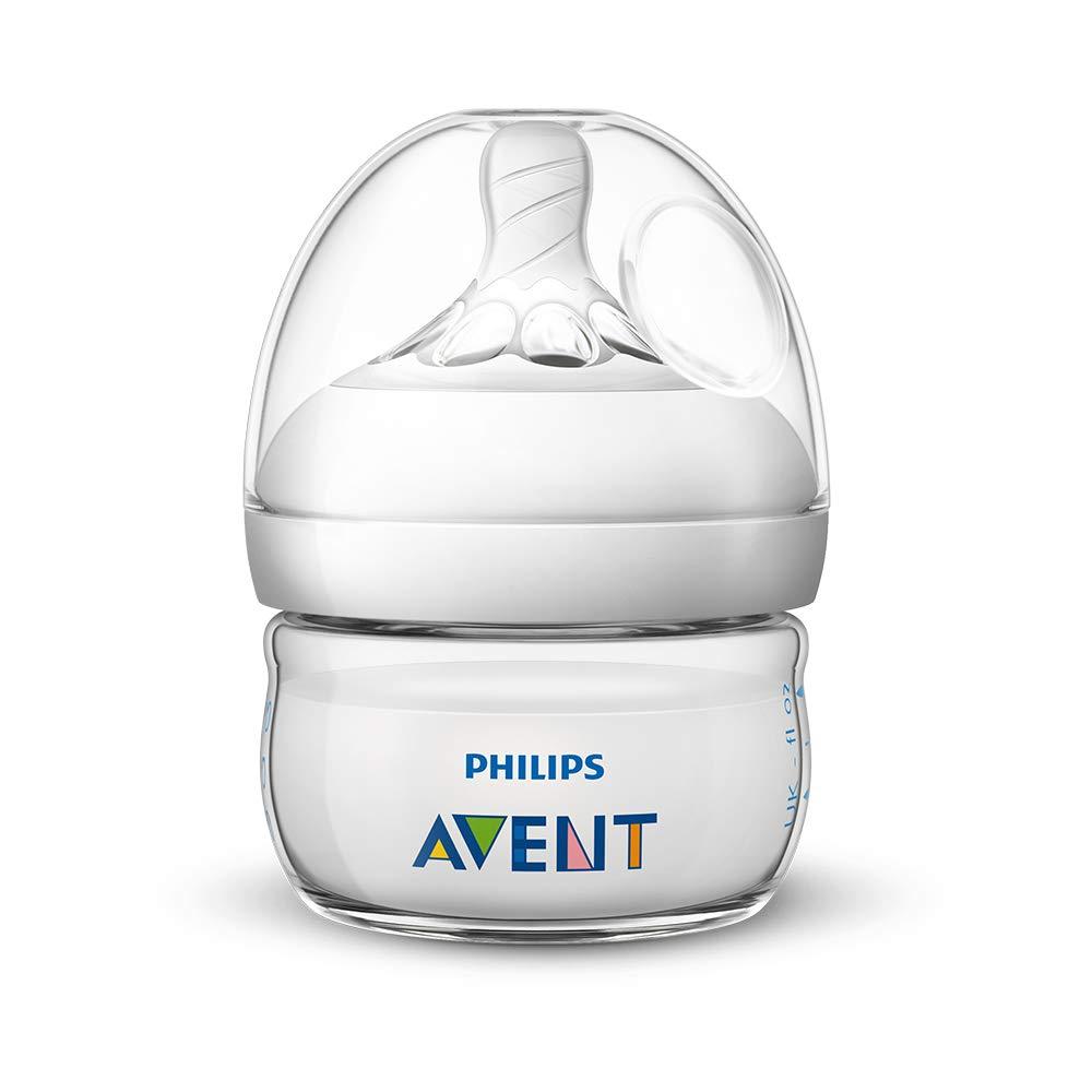 Philips Avent SCF039//17 Biberon Natural Nouveau-N/é 60 ml 0 Mois
