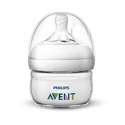 Philips AVENT - Biberón (Translúcido): Amazon.es: Bebé