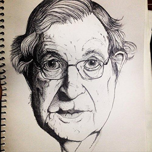 Noam Chomsky Study by