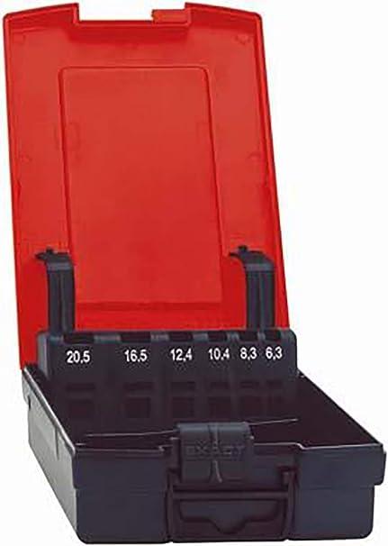 FORMAT - Caja de plástico. vacía 6,3-25mm