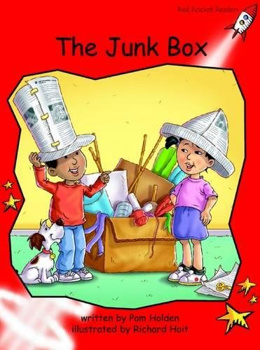 The Junk Box: Early (Red Rocket Readers) PDF