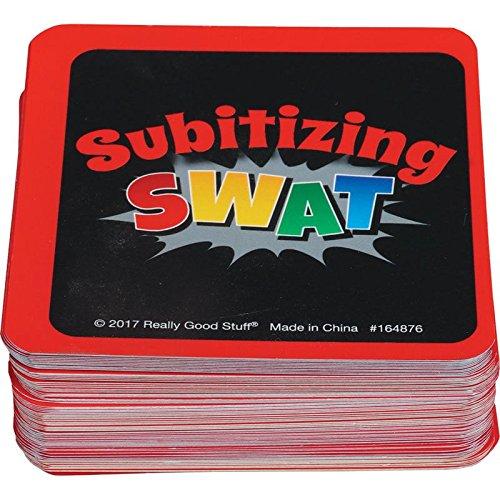 Really Good Stuff Subitizing SWAT