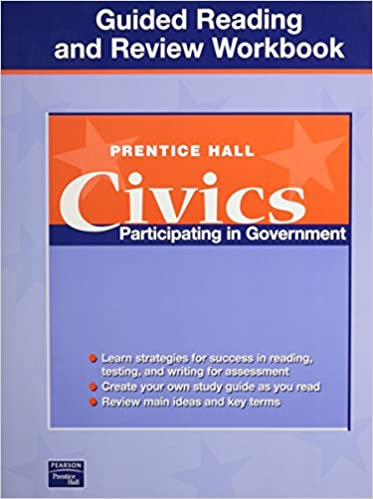 civics 2nd edition guided reading and review workbook student