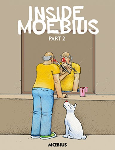 Actively exploring his storytelling methods within his own mind, Moebius draws himself encountering his favorite characters in an expansive desert setting. He interacts with Arzak, Blueberry, Stel, Atan, and others--and he also meets a younger versio...