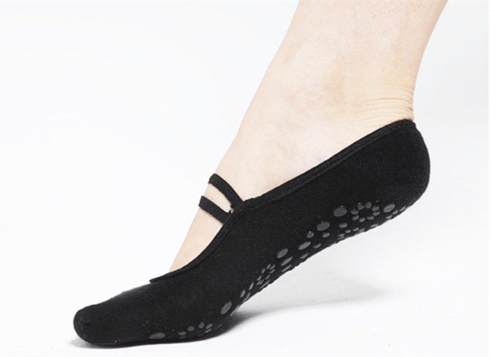 Meshen Antideslizante / antideslizante calcetines, Pilates, Yoga, Artes Marciales, Fitness, Danza, Barre, Prevención de Caídas, Calcetines Grip, ...