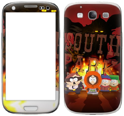 Zing Revolution South Park Premium Vinyl Adhesive Skin For Samsung Galaxy S Iii  Coon Trilogy  Ms Sprk160415