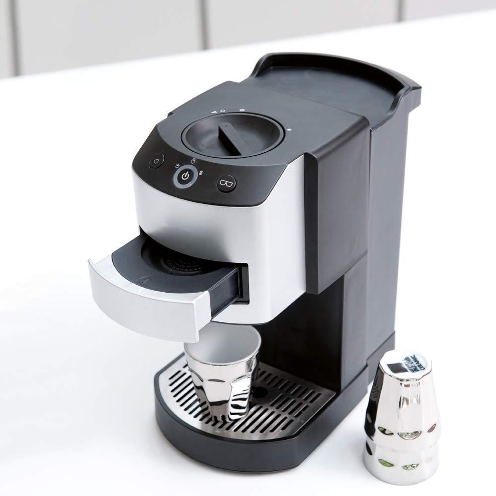 HG Antical para cafeteras de espresso y café Pad de (3 unidades, X 500 ml) - Un Limpieza, para máquinas de cápsulas café como Senso Eliminar los depósitos: ...