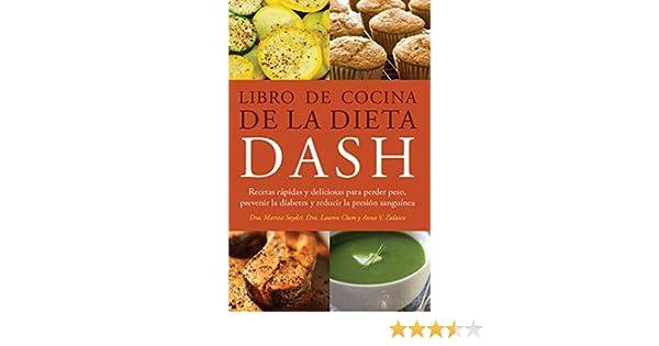 Dieta dash menu en espanol
