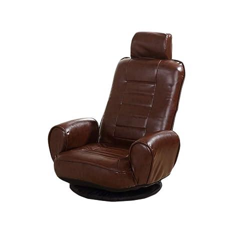 Amazon.com: WHLMDZI Single Sofa Recliner -Rotating Armchair ...