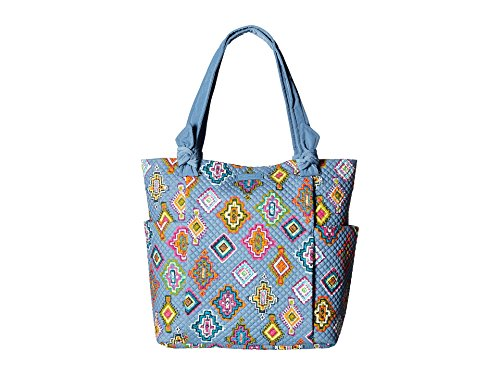 Vera Bradley Women's Hadley Tote Painted Medallions One Size