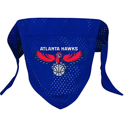 Hunter MFG Atlanta Hawks Mesh Dog Bandana, Large