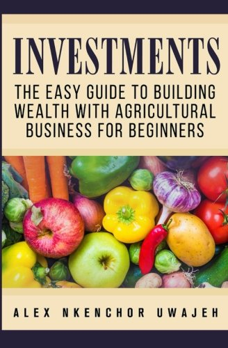 Investments Building Agricultural Business Beginners product image