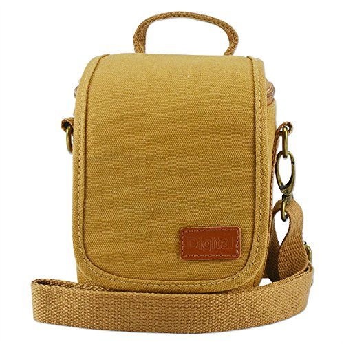 First2savvv BDV1701 cavans DSLR SLR camera case bag for Sony
