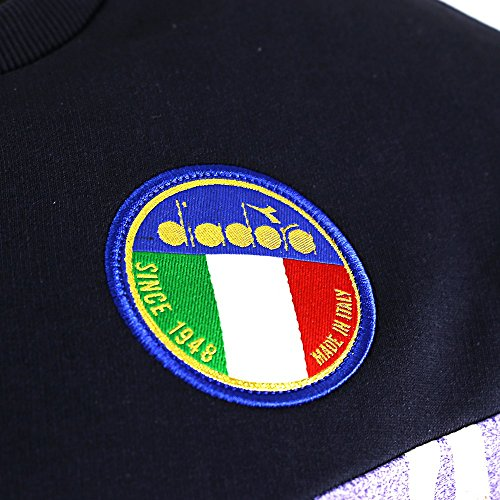 Diadora Sweat Crew Roberto Baggio Felpa Uomo SMALL