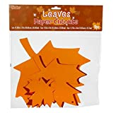 Darice 5303-42 Paper Cutouts - Leaves Party...