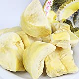 Thailand Characteristic Snack Freeze Dried Golden Durian Fruit (Contains 6 Little Packs)