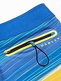 "Oakley Men's Shades Boarshort 18"", Foggy Blue, 36"