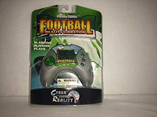 Football Reality Vibration by Cyber LCD Game Reality