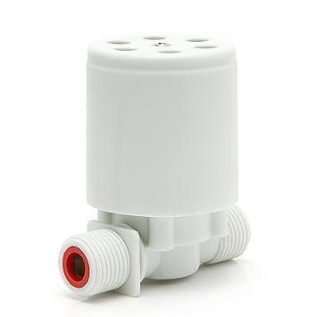 manyo - Válvula de bola para control de nivel de agua automática, 72 x 50 x 70 mm, 1 pieza.: Amazon.es: Coche y moto