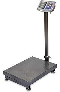 Bascula Industrial de Plataforma 45x60 Balanza Reforzada 500Kg