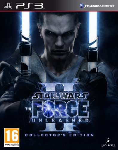 ACTIVISION Star Wars The Force Unleashed Ii - Collector'S Edition (Ps3) (Star Wars 2 The Force Unleashed Ps3)
