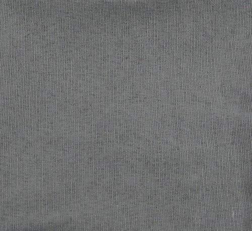 Redmon Rectangular Willow Hamper Cloth Liner-Gray