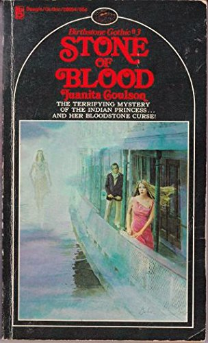 book cover of Stone of Blood