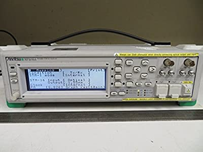 Anritsu MP1656A w/ Option 01, 21 Portable STM-16 Analyzer FW31