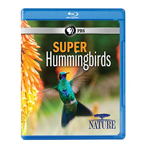 NATURE: Super Hummingbirds Blu-ray (Nectar The Hummingbird)