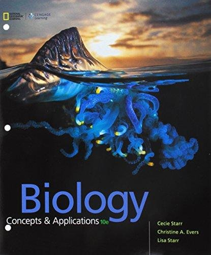Biology: Concepts and Applications, Loose-Leaf Version