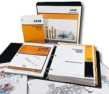 case equipment manuals