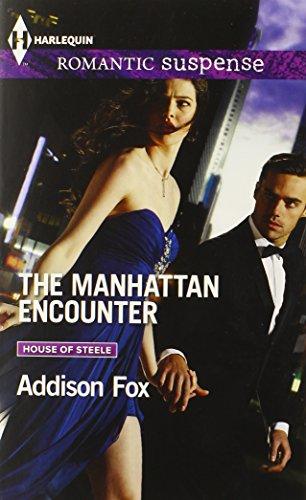 book cover of The Manhattan Encounter