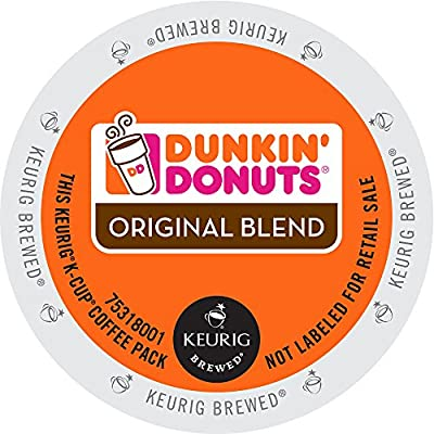 Dunkin Donuts Original Blend K-Cup Pods from Dunkin' Donuts