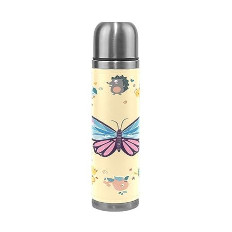 Amazon.com: Thermos botella de agua termo taza serpiente ...