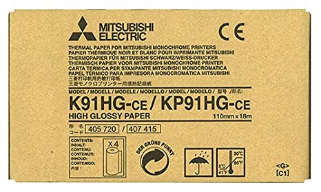Amazon.com: KP-91HG Part# KP-91HG - Paper Ultrasound ...