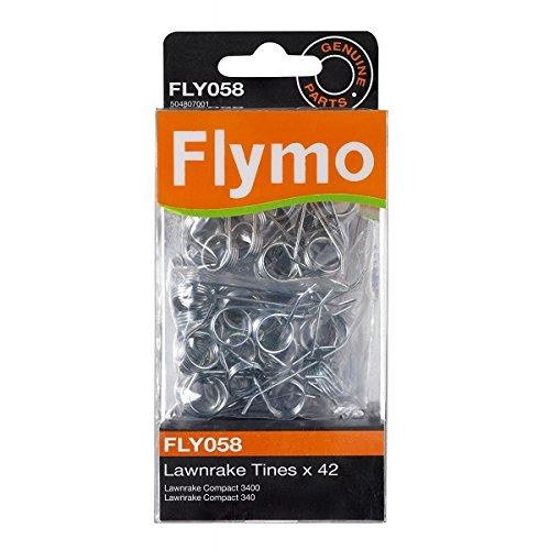 Flymo FLY058 Scarifier Lawn Rake Tines Part No. 5048070-01/4
