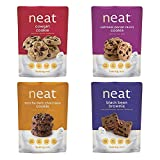 Neat Vegan - Cookie Baking Mix Variety Pack (2.95 lb) - Non-GMO, Gluten-Free, Soy Free, Baking Mixes