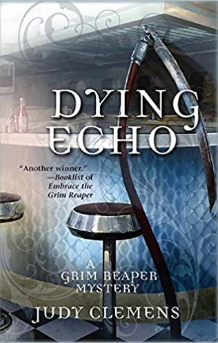 book cover of Dying Echo