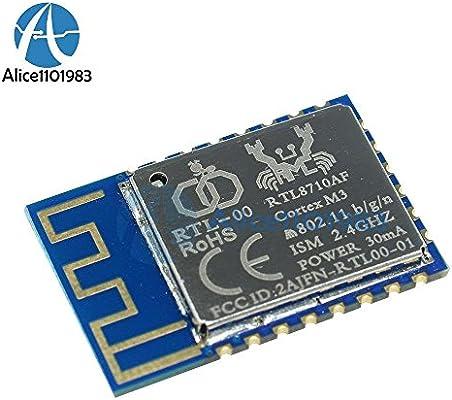 RTL8710 Wireless WiFi Transceiver Module AR3-CM3 RTL-00 UART for Arduino