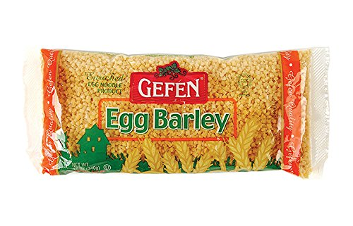 (Gefen Enriched Egg Noodles Egg Barley 12 Oz. Pack Of 3.)