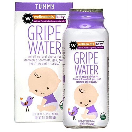 Wellements Gripe Water, 3 Count