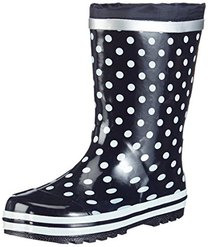 Playshoes Dots Collection Rubber Rain Boots