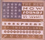 img - for THE NEW NOW SOUNDS OF TODAY!: SONGPOEMS BY TWENTY-ONE CONTEMPORARY ARTISTS book / textbook / text book