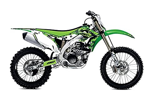 One Industries Camo Series Graphics Kit - Kawasaki - One Industries Graphics Kits